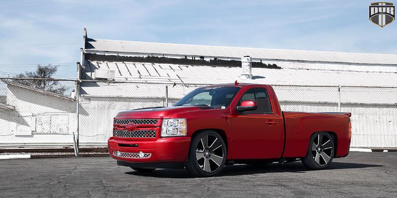 What companies sell Silverado truck rims?