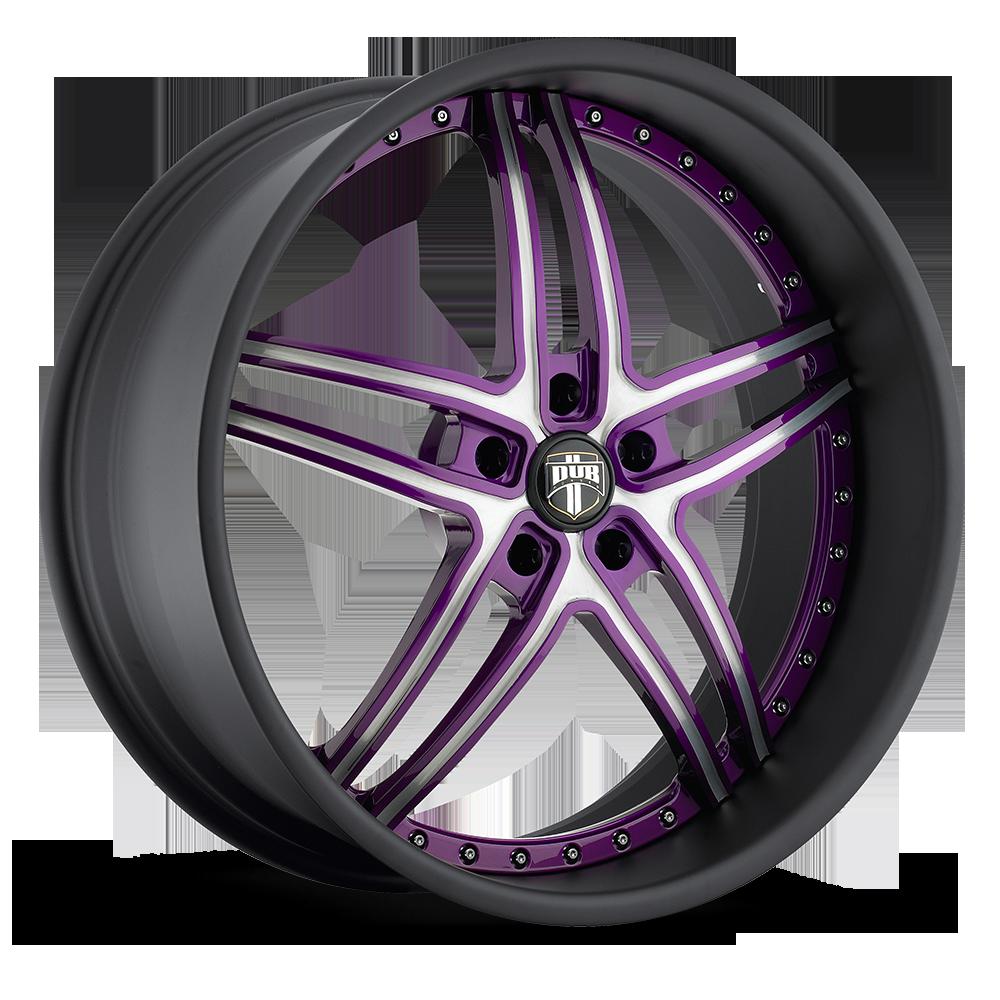 Axiom C16 Dub Wheels