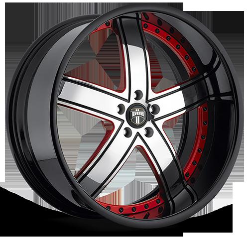 Tremlo C11 Dub Wheels
