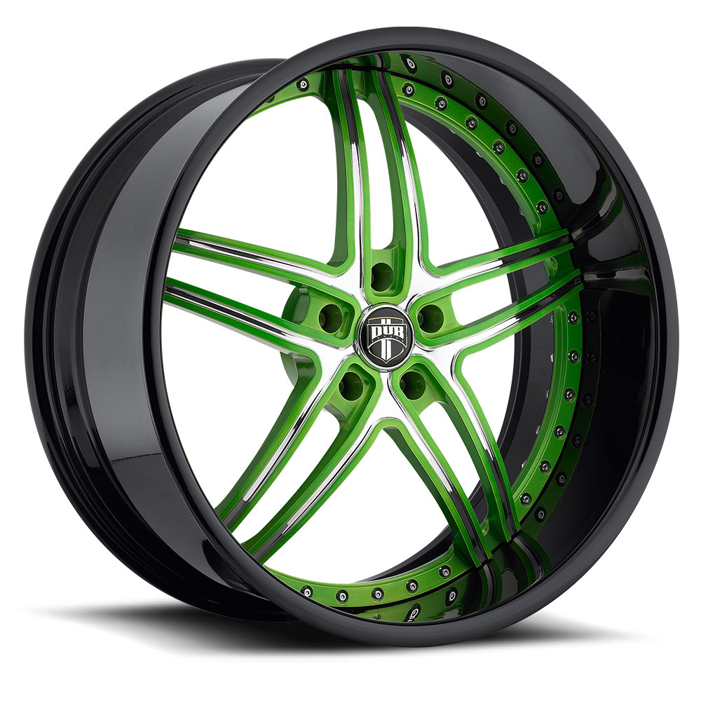 Axiom - C16 - DUB Wheels