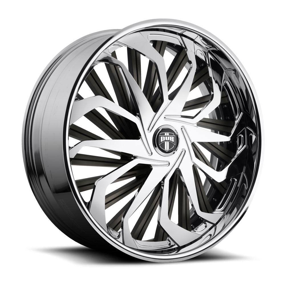 Custom Wheel Offset >> Sleeper - S719 - DUB Wheels
