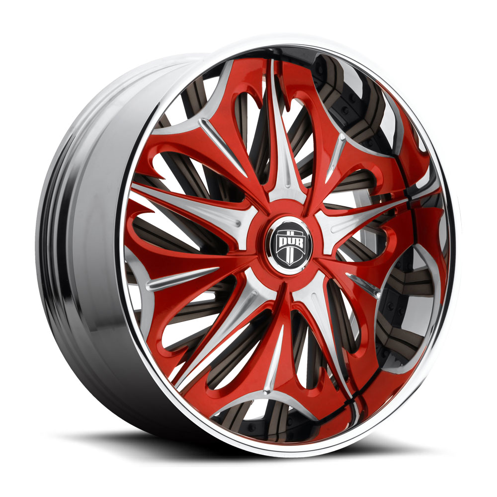 Spike S715 Dub Wheels