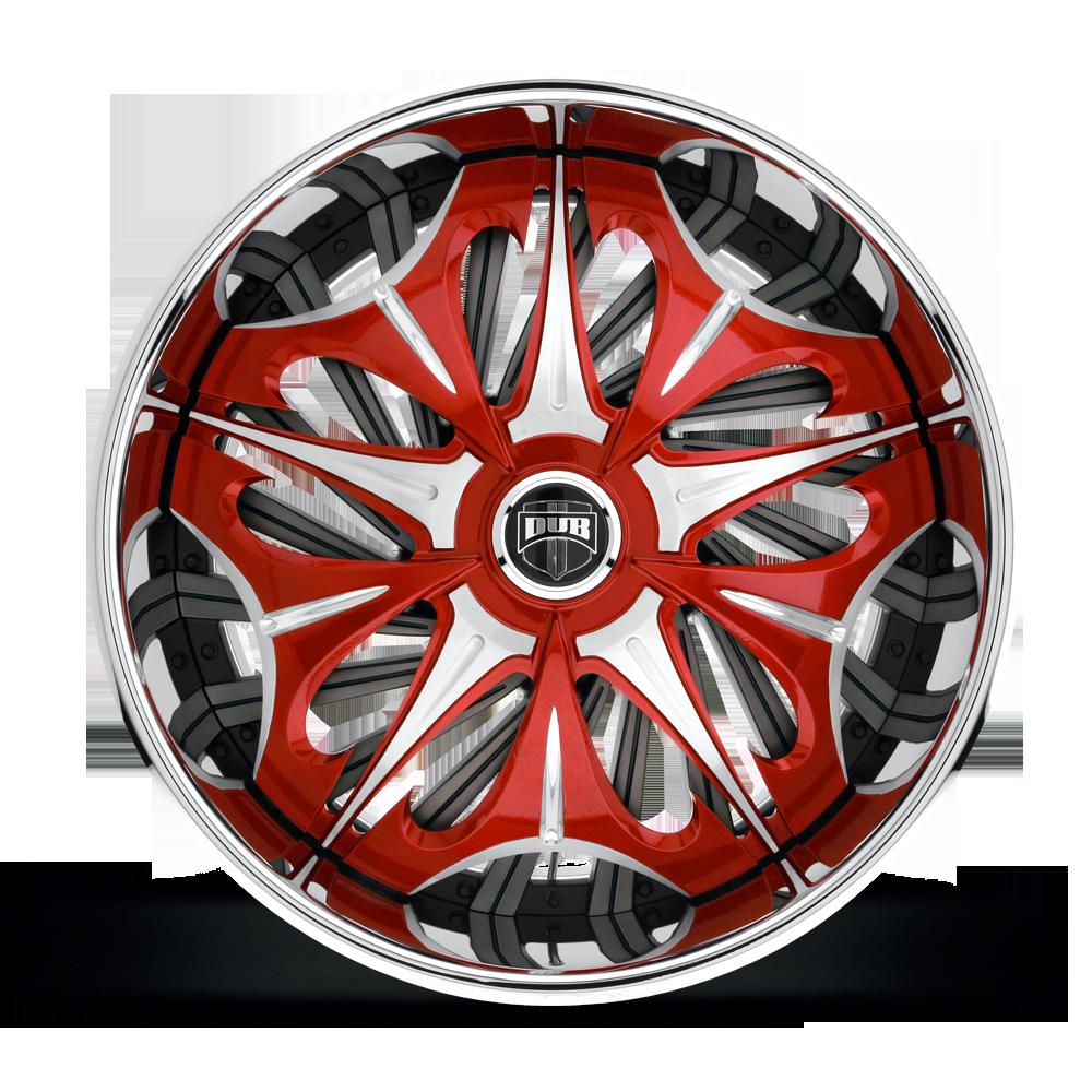 Spike S715 Dub Wheels