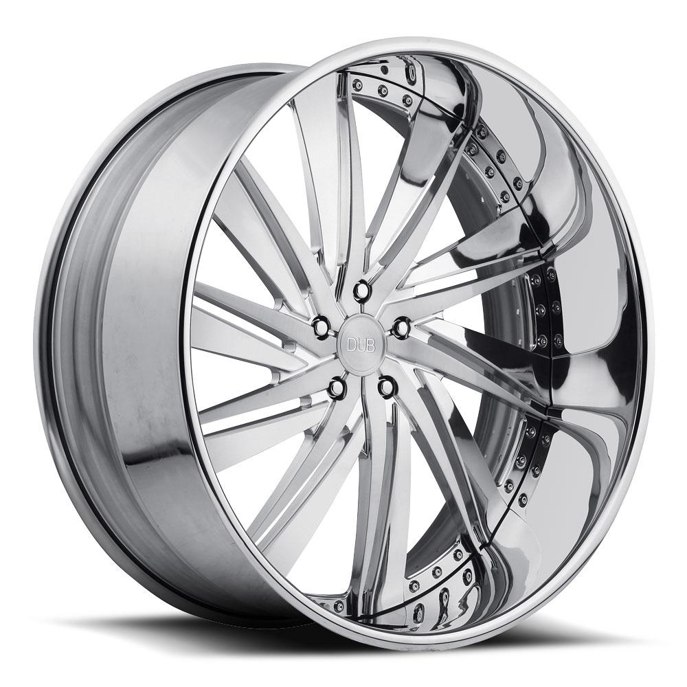 Statica - XB10 - DUB Wheels