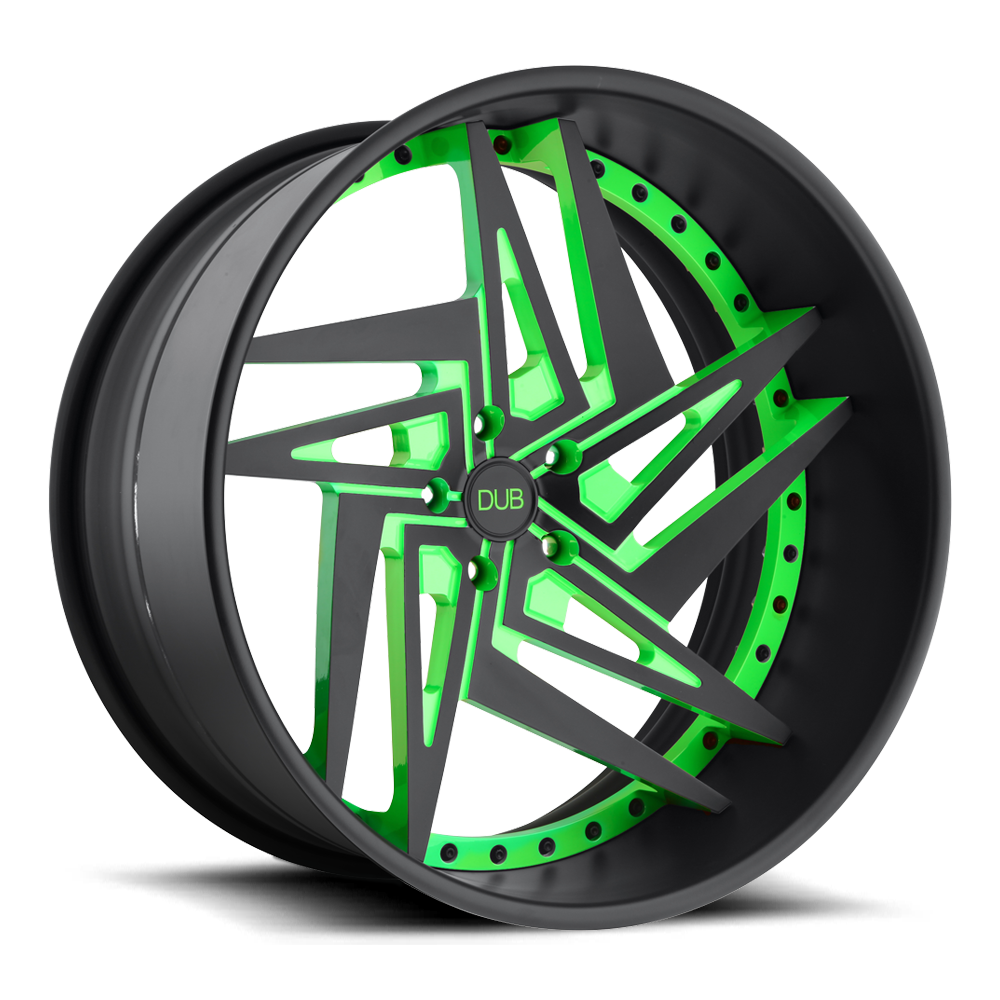 Zaggs - XA60 - DUB Wheels